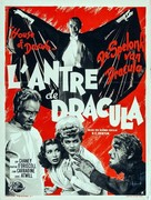 House of Dracula - Belgian Movie Poster (xs thumbnail)