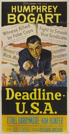 Deadline - U.S.A. - Movie Poster (xs thumbnail)