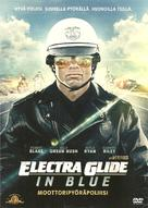Electra Glide in Blue - Finnish DVD movie cover (xs thumbnail)