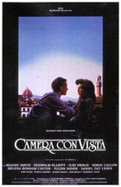 A Room with a View - Italian Movie Poster (xs thumbnail)