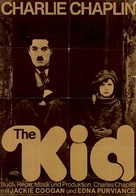 The Kid - German Movie Poster (xs thumbnail)