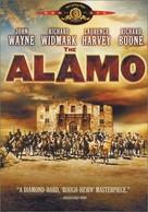The Alamo - Movie Cover (xs thumbnail)