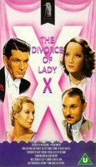 The Divorce of Lady X - British Movie Cover (xs thumbnail)