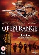 Open Range - British DVD cover (xs thumbnail)