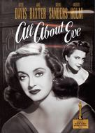 All About Eve - DVD movie cover (xs thumbnail)