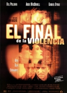 The End of Violence - Spanish Movie Poster (xs thumbnail)