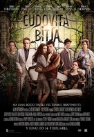Beautiful Creatures - Slovenian Movie Poster (xs thumbnail)