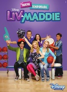 """Liv & Maddie"" - Spanish Movie Poster (xs thumbnail)"
