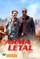 """Lethal Weapon"" - Spanish Movie Poster (xs thumbnail)"