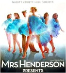 Mrs. Henderson Presents - Movie Poster (xs thumbnail)