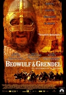 Beowulf & Grendel - Argentinian Movie Poster (xs thumbnail)
