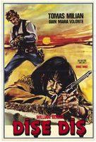 Faccia a faccia - Turkish Movie Poster (xs thumbnail)