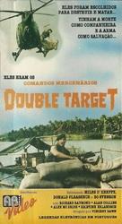 Double Target - Brazilian VHS cover (xs thumbnail)