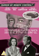 The Hypnotist - British DVD cover (xs thumbnail)