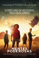 The Darkest Minds - Colombian Movie Poster (xs thumbnail)