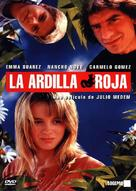 Ardilla roja, La - Spanish Movie Cover (xs thumbnail)