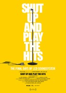 Shut Up and Play the Hits - German Movie Poster (xs thumbnail)