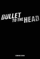 Bullet to the Head - Movie Poster (xs thumbnail)