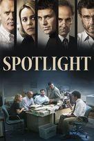Spotlight - Movie Cover (xs thumbnail)