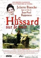 Le hussard sur le toit - French DVD cover (xs thumbnail)