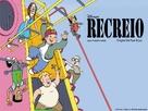 """Recess"" - Portuguese poster (xs thumbnail)"