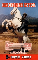 The Lone Ranger - Norwegian VHS movie cover (xs thumbnail)