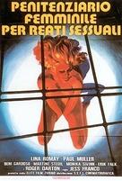 Frauengefängnis - Italian Movie Poster (xs thumbnail)