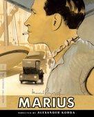 Marius - Blu-Ray movie cover (xs thumbnail)