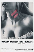 Dracula Has Risen from the Grave - Theatrical movie poster (xs thumbnail)
