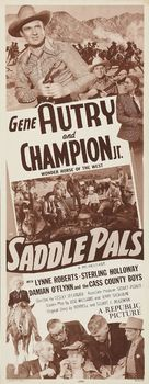 Saddle Pals - Re-release poster (xs thumbnail)