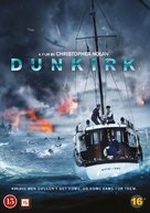 Dunkirk - Danish DVD movie cover (xs thumbnail)