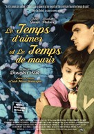 A Time to Love and a Time to Die - French Re-release movie poster (xs thumbnail)
