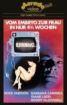 Embryo - German DVD movie cover (xs thumbnail)