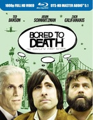 """Bored to Death"" - Blu-Ray movie cover (xs thumbnail)"