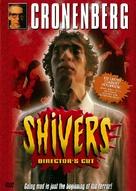 Shivers - DVD movie cover (xs thumbnail)