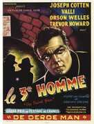The Third Man - Belgian Movie Poster (xs thumbnail)