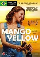 Amarelo manga - DVD movie cover (xs thumbnail)