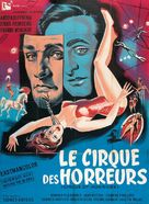 Circus of Horrors - French Movie Poster (xs thumbnail)