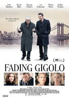 Fading Gigolo - Canadian Movie Poster (xs thumbnail)