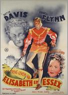The Private Lives of Elizabeth and Essex - Dutch Movie Poster (xs thumbnail)