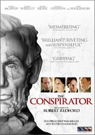 The Conspirator - DVD cover (xs thumbnail)