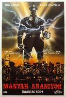 Maniac Cop - Turkish Movie Poster (xs thumbnail)