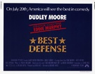 Best Defense - Movie Poster (xs thumbnail)