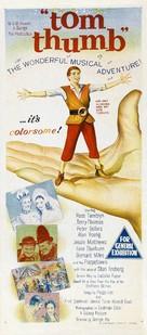 tom thumb - Australian Movie Poster (xs thumbnail)