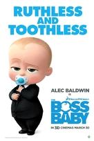 The Boss Baby - British Movie Poster (xs thumbnail)