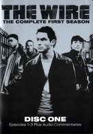 """The Wire"" - DVD cover (xs thumbnail)"