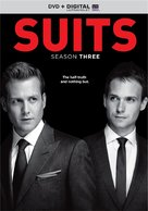 """""""Suits"""" - DVD movie cover (xs thumbnail)"""