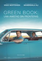 Green Book - Argentinian Movie Poster (xs thumbnail)
