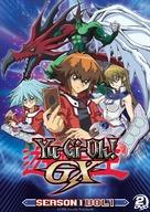 """""""Yu-Gi-Oh! GX"""" - DVD cover (xs thumbnail)"""