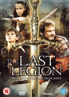 The Last Legion - British DVD cover (xs thumbnail)